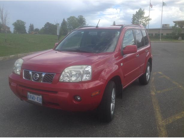 2005 NISSAN X- TRAIL LE - ONLY 61,000 KM- GREAT CONDITION