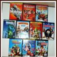 800  PLUS DVD'S INC BLUE RAYS SOME NEW SEALED