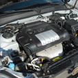 2004 Hyundai Sonata GL with only 127,000 km's