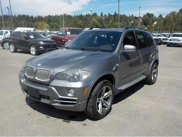 2009 BMW X5 xDrive48i AWD 3rd row seating