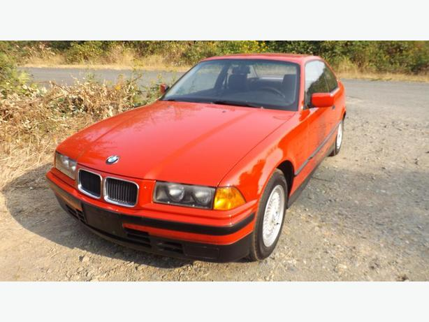 1993 BMW 318IS
