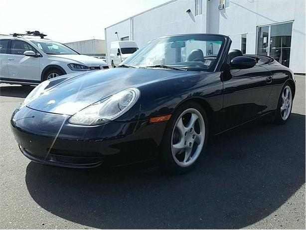 2000 Porsche 911 Carrera Just Arrived !