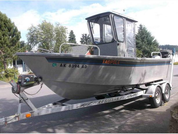 Sport Fishing Boat For Sale - Almar Sounder - Tadpole