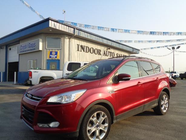 2013 Ford Escape SEL #i5958 Credit Guys indoor Auto Sales