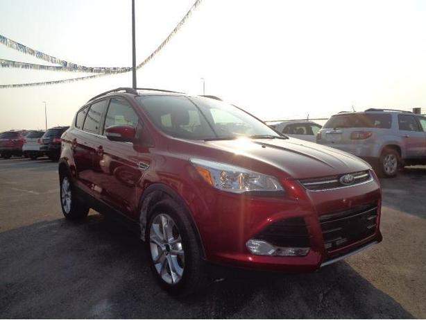 2013 Ford Escape SEL #i5958 Credit Guys indoor Auto Sales
