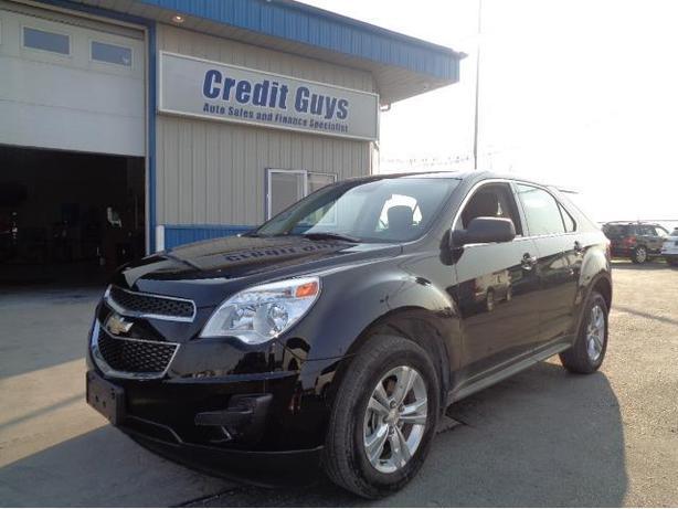 2014 Chevrolet Equinox LS #I5961 Credit Guys Indoor Auto Sales