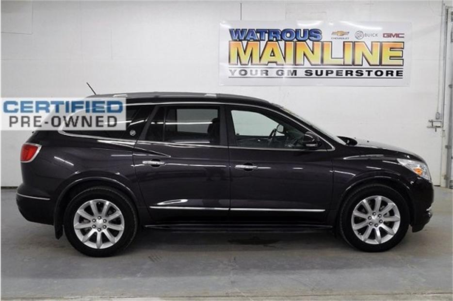 Moncton Buick Enclave >> 2015 Buick Enclave Premium Other South Saskatchewan Location, Regina