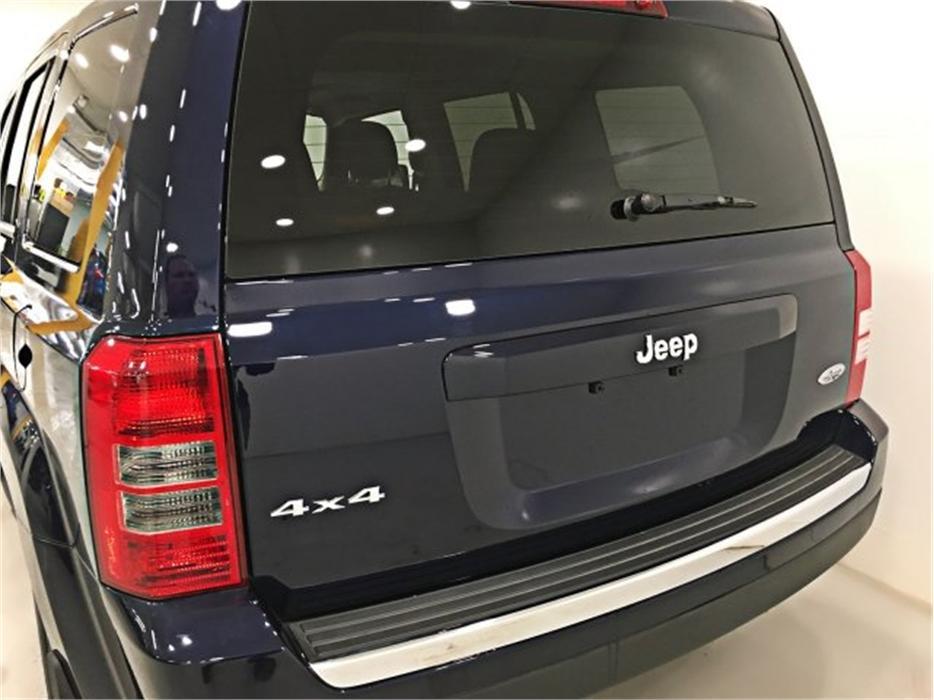 2017 jeep patriot high altitude edition 4x4 leather sunroof central regina regina mobile. Black Bedroom Furniture Sets. Home Design Ideas