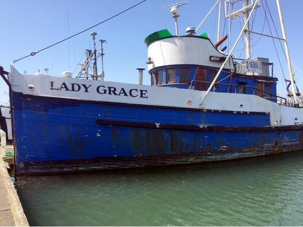 1928 Western Commercial Combination Vessel - Lady Grace