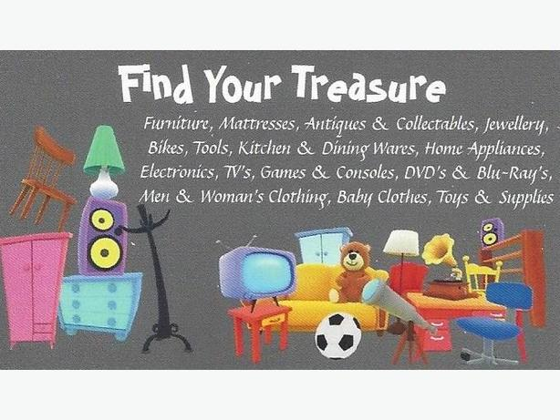 Warehouse Sale This Weekend (Hidden Treasures)
