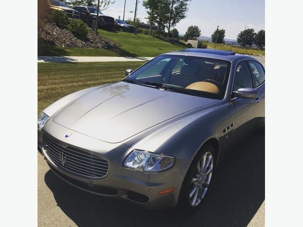 2006 Maserati Quattroporte Only 55k Priced to sell