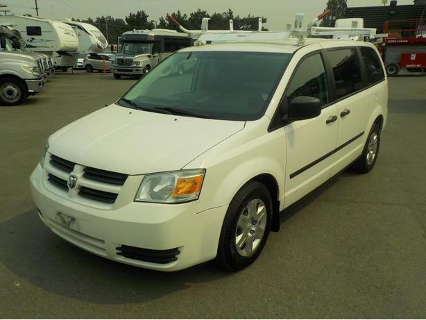 2008 Dodge Grand Caravan Cargo Van w/ Ladder Rack