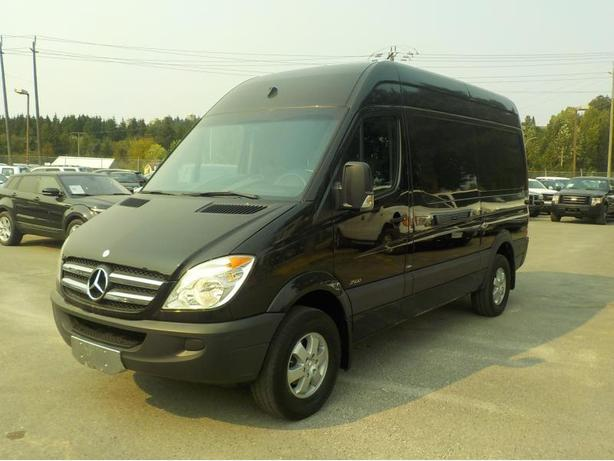 2012 Mercedes-Benz Sprinter 2500 144-in. WB Cargo Van Diesel