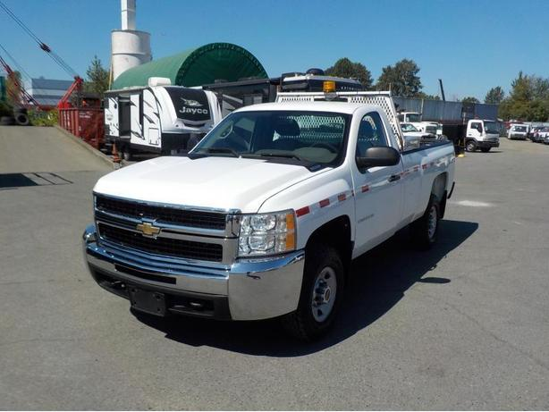 2008 Chevrolet Silverado 2500HD Regular Cab Long Box Work Truck 2WD