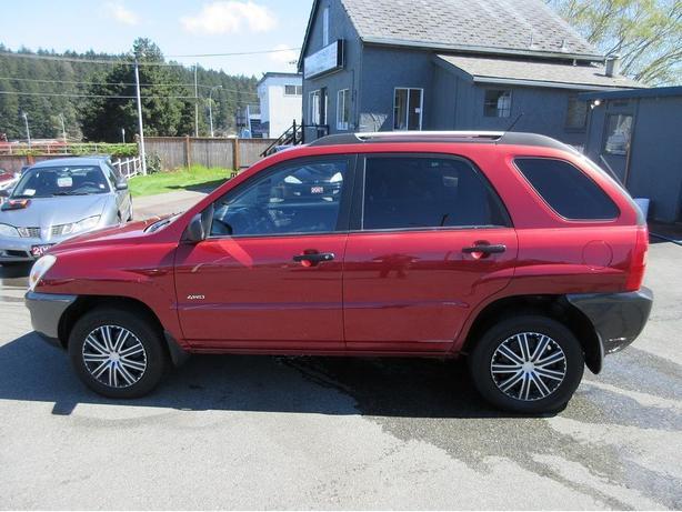 2005 Kia Sportage - AWD - TINTED WINDOWS - 3 MONTH 3000KM WARRANTY