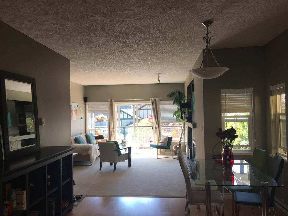 Modern house with available master bedroom for december 1st west shore langford colwood Master bedroom for rent guelph