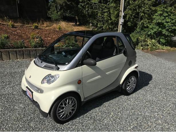 2005 Smart Fortwo Coupe Diesel Outside Victoria Victoria