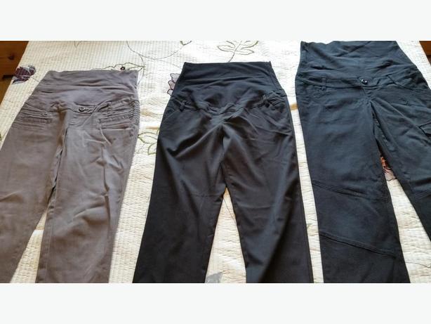 5e0d0e18dcff5 15 Pieces of assorted Thyme Maternity clothes East Regina, Regina