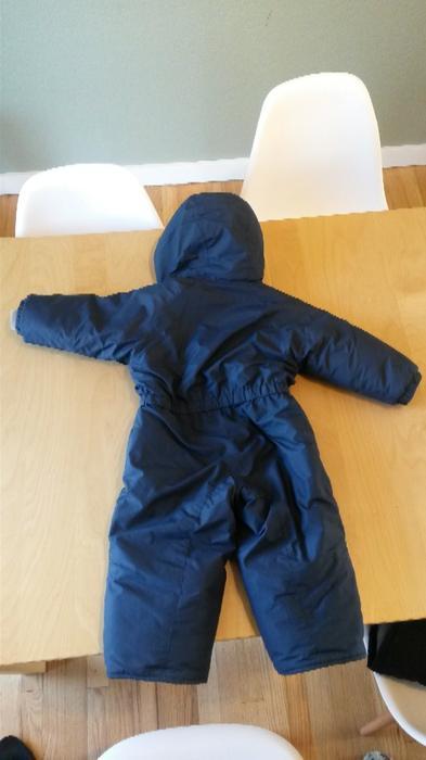 d6496217696b MEC Toaster Bunting Suit (infant  39 s size 18 months) snow suit ...