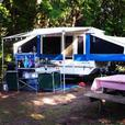 2005 Flagstaff tent trailer