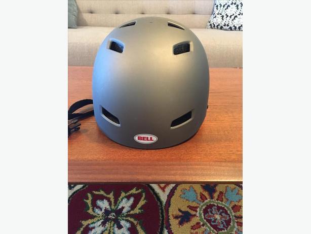 Bell skateboard/bike helmet