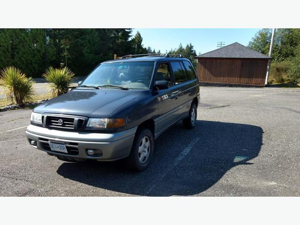 Mazda MPV 4WD 1998 3.0L -  211,209KM