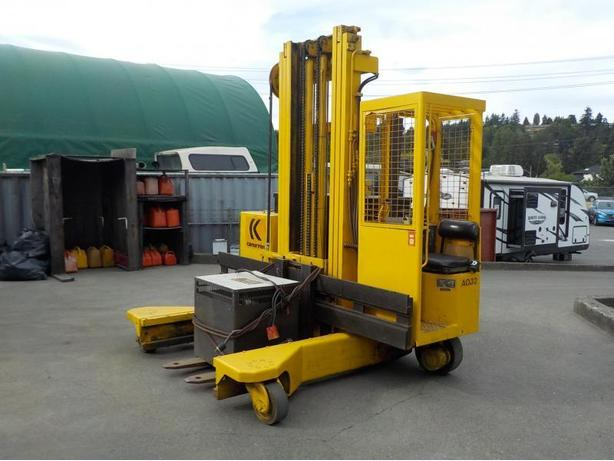 2000 Kalmar Irion Electric 3 Stage Forklift with Charger