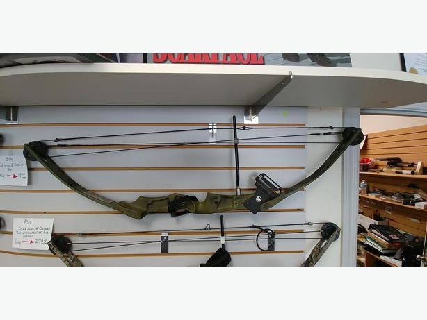 Bear White Tail II Compound Bow