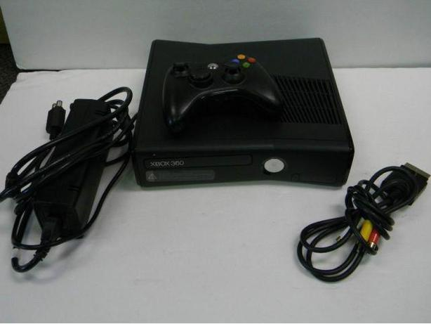 XBOX 360 Slim Modded