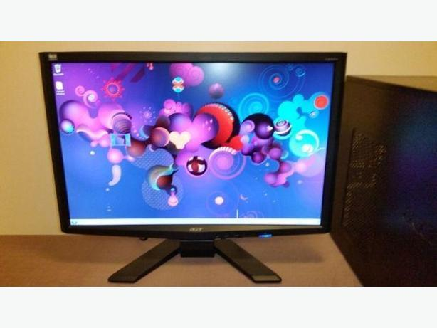 "22"" ACER LCD Widescreen monitor"