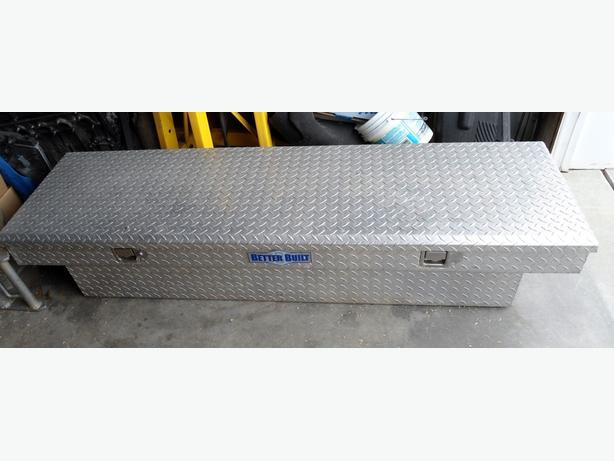 BETTER BUILT TRUCK TOOL BOX / CARGO STORAGE