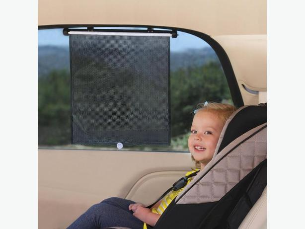 VEHICLE SIDE WINDOW SHADE