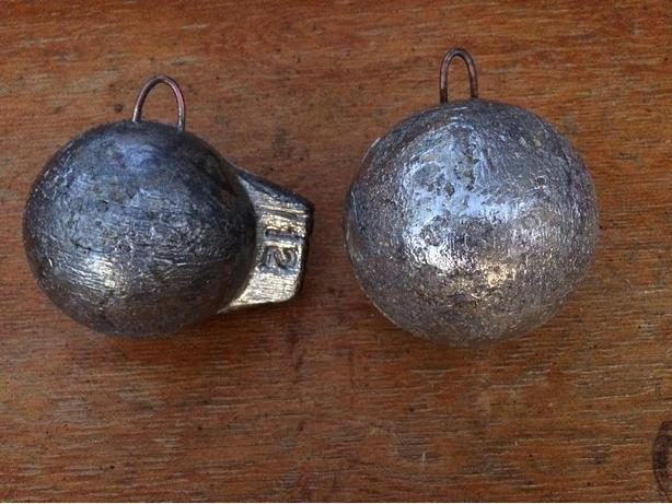 12lb or 15lb cannonball weights North Saanich & Sidney
