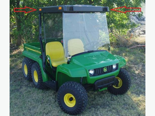 John Deere Gator Canopy; Fits all JD T series gators. & John Deere Gator Canopy; Fits all JD T series gators. Central ...