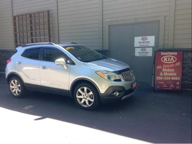 2016 Buick Encore PREMIUM ** $200.00 Gas Card included**