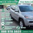 2016 Jeep Cherokee North - No PST! w/Mfg Warranty