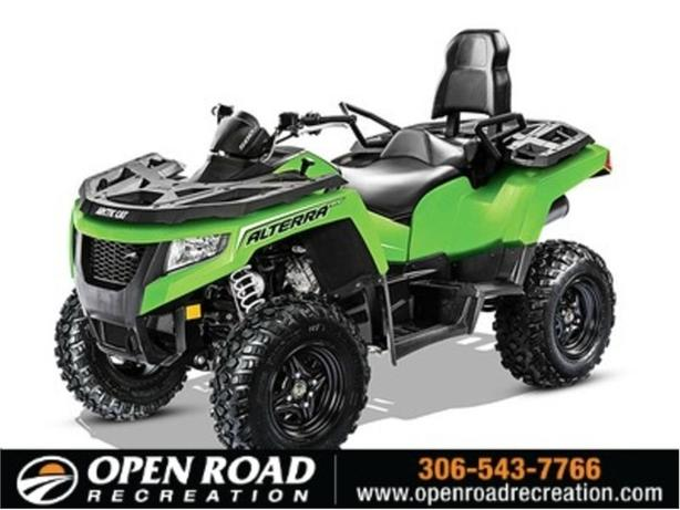 2017 Arctic Cat® Alterra TRV 500