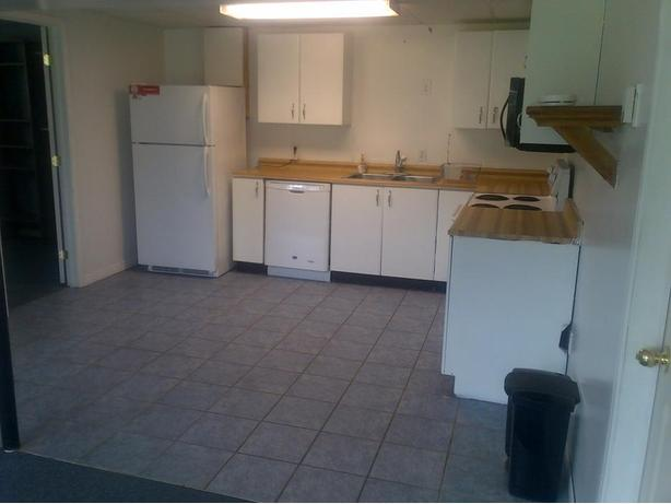 Walkout basement apartment for rent