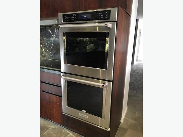 Brand New Never Used Kitchenaid Double Wall Oven