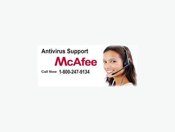 McAfee Tech Support Number 1-800-247-9134 Toll Free USA