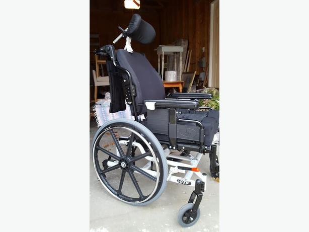 Upgraded high-quality wheelchair for sale