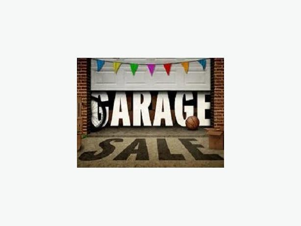 Multi-family Garage sale in N.D.G.