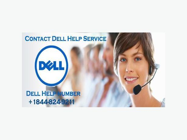Dell Tech Support Number +1-844-824-9211