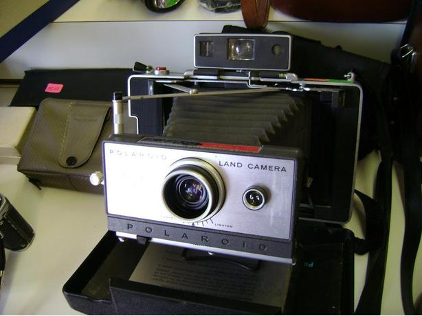 VINTAGE POLAROID LAND CAMERA 101