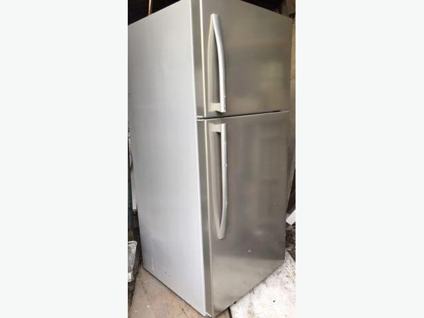 Stainless Frost Free Fridge
