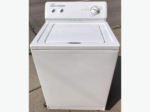 Kenmore Super Capacity Washer