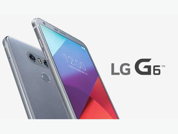 LG Flagship - G6 Unlocked + case & 32gb SD card!