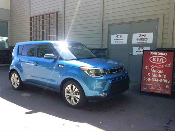 2016 Kia Soul EX *REDUCED*