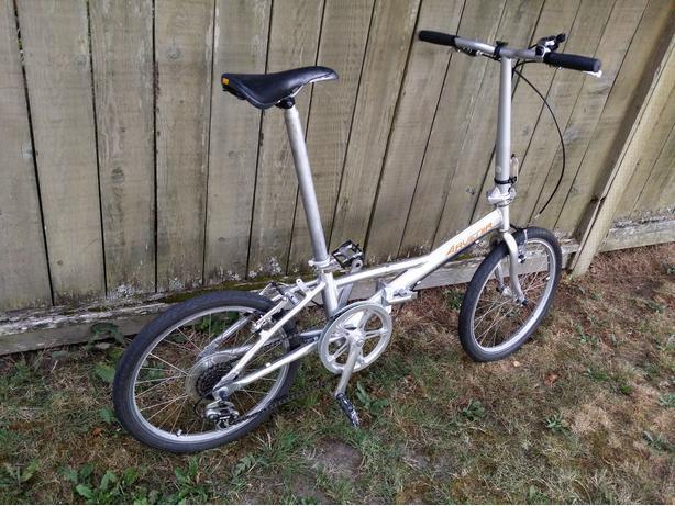 Avenir (made by Dahon) Folding Bicycle $250