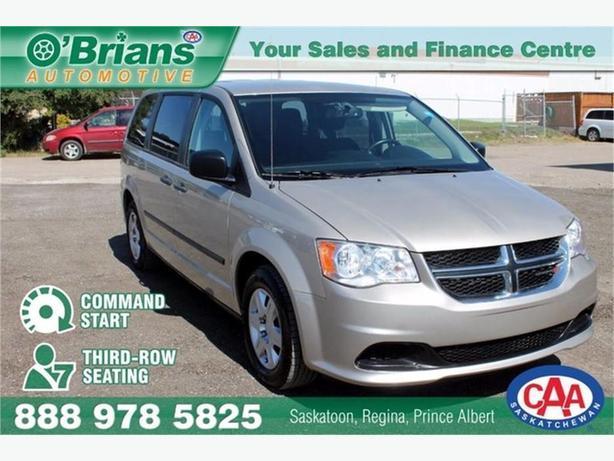 2013 Dodge Grand Caravan SE w/Command Start